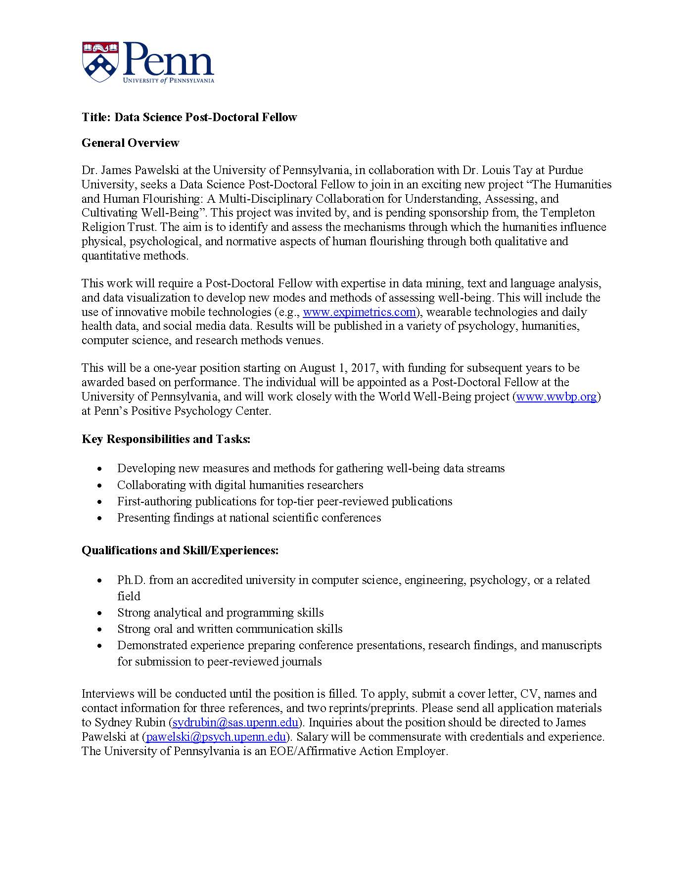 Phd cover letter stanford